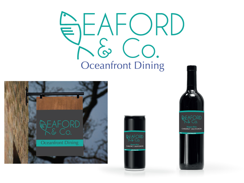 Seaford & Co logotype