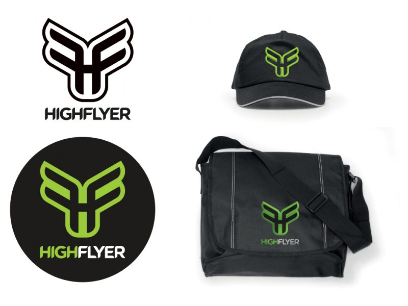 highflyer bmx logo